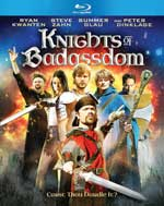 Knights of Badassdom Blu-Ray Cover