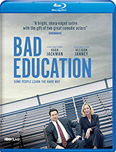 Bad Education Blu-Ray Cover