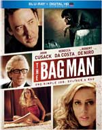 The Bag Man Blu-Ray Cover