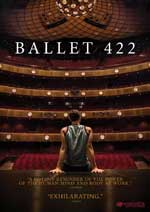 DVD Cover for Ballet 422