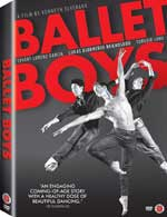 DVD Cover for Ballet Boys