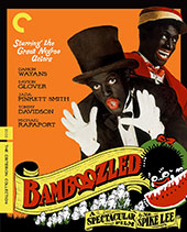 Bamboozled Criterion Collection Blu-Ray Cover