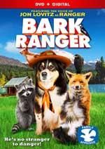 DVD Cover for Bark Ranger