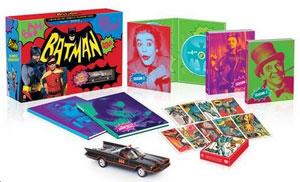 Batman: The Complete TV Series Box Set