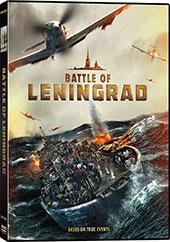 Battle of Leningrad DVD Cover