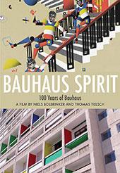 Bauhaus Spirit: 100 Years of Bauhaus DVD Cover