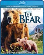 The Bear 25th Anniversary Blu-Ray Cover