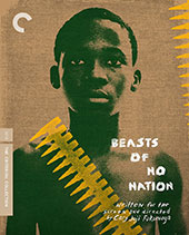 Beasts of No Nation Criterion Collection Blu-Ray Cover