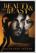 DVD Cover for Beauty & the Beast: Season 2
