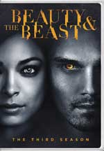 DVD Cover for Beauty & the Beast: Third Season