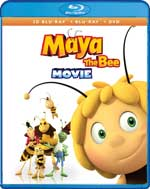 Maya the Bee Movie Blu-Ray Cover