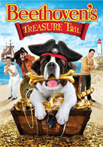 DVD Cover for Beethoven's Treasure Trail