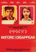 DVD Cover for Before I Disappear