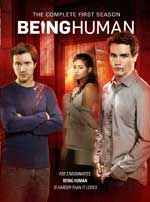 DVD Cover for Being Human Season 2
