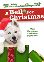 DVD Cover for A Belle for Christmas