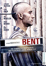 Bent Blu-Ray Cover