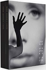 Ingmar Bergman's Cinema Criterion Collection Blu-Ray Cover