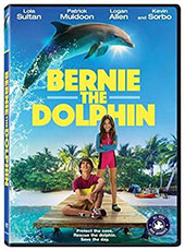 Bernie the Dophin DVD Cover