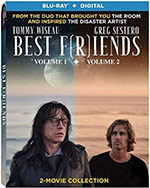 Best Friends Vol. 1 and 2 Blu-Ray Cover