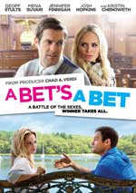 DVD Cover for A Bet's a Bet