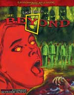The Beyond Blu-Ray Cover