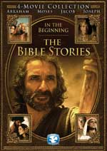 DVD Cover for Bible Stories: In the Beginning