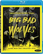Big Bad Wolves Blu-Ray Cover