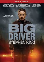 DVD Cover for Big Driver