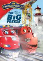 DVD Cover for Chuggington: The Big Freeze