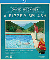 A Bigger Splash Blu-Ray Cover
