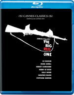 The Big Red One Blu-Ray Cover
