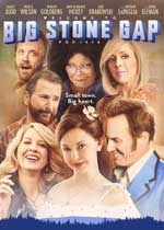 DVD Cover for Big Stone Gap