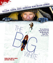 The Big White Blu-Ray Cover