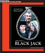 DVD Cover for Black Jack