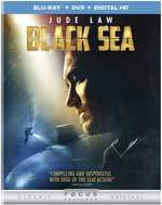 Black Sea Blu-Ray Cover