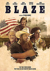 Blaze Blu-Ray Cover