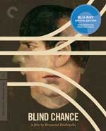 The Criterion Collection Blu-Ray Cover for Blind Chance