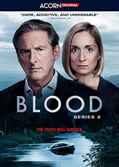 Blood, Series 2 DVD Cover