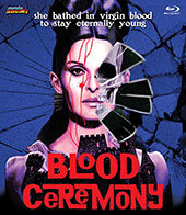 Blood Ceremony Blu-Ray Cover
