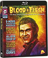 Blood & Flesh: The Real Life & Ghastly Death of Al Adamson Blu-Ray Cover