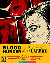 Blood Hunger Blu-Ray Cover