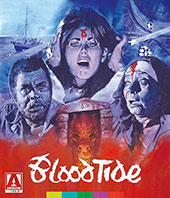 Blood Tide Blu-Ray Cover