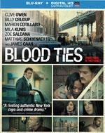 Blood Ties Blu-Ray Cover
