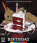 Bloody Birthday Blu-Ray Cover