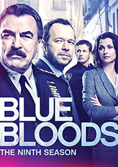 Blue Bloods: The Ninth Season DVD Cover