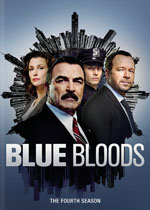 DVD Cover for Blue Bloods - The Fourth Season