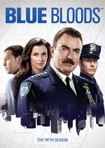 DVD Cover for Blue Bloods: The Fifth Season