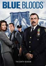 DVD Cover for Blue Bloods: The Sixth Season