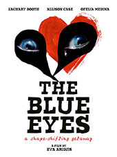 The Blue Eyes Blu-Ray Cover