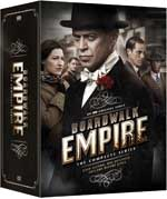 DVD Cover for Boardwalk Empire: The Complete Series
